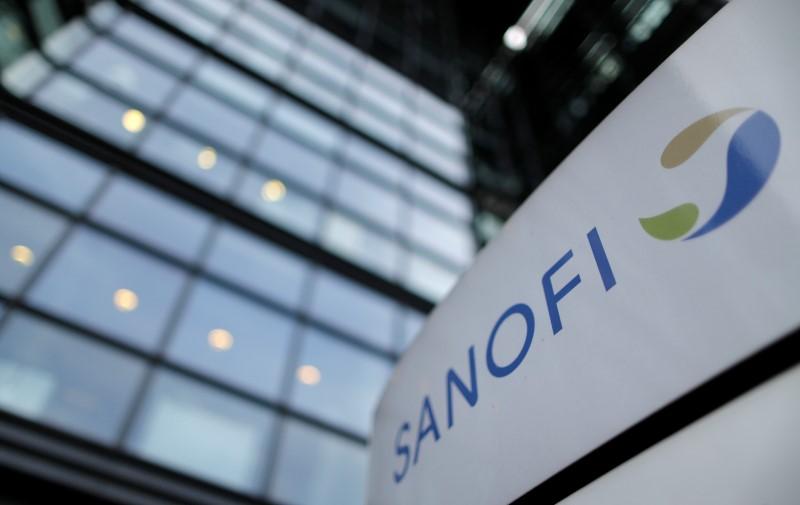 Sanofi multiplica por 3,4 su beneficio anual, hasta 12.314 millones de euros