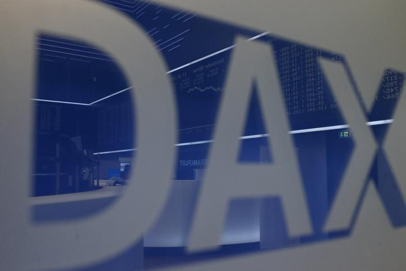 Germany shares mixed at close of business;  DAX down 0.38% by Investing.com