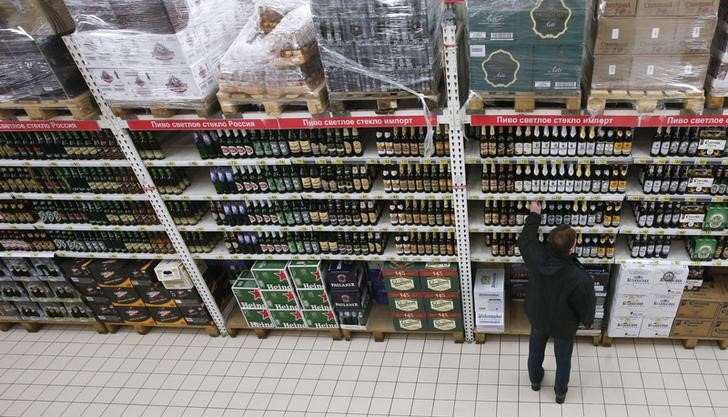 Правительство РФ утвердило правила маркировки алкогольной продукции