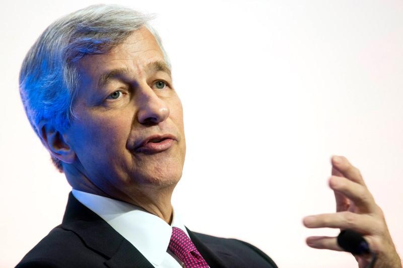 JPMorgan CEO'su Dimon: