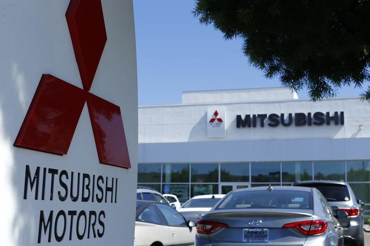 Mitsubishi Motors Sees Shares Plunge to Record Low After Dismal Sales