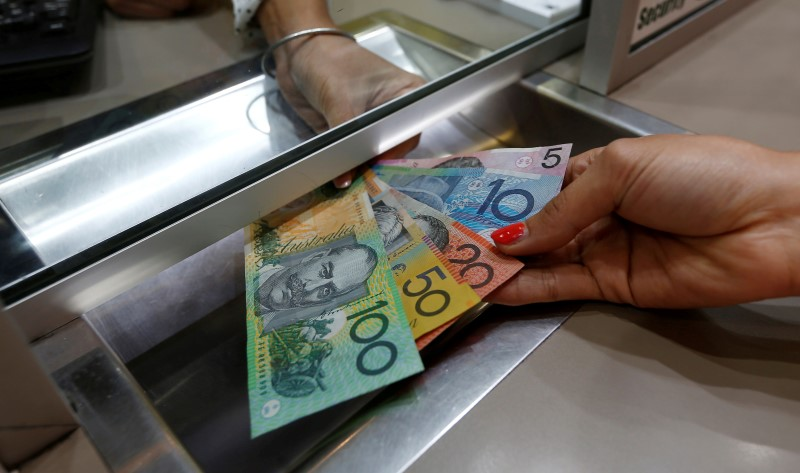 Australian Dollar Hits Highest in 2 ½years Against U.S. Dollar
