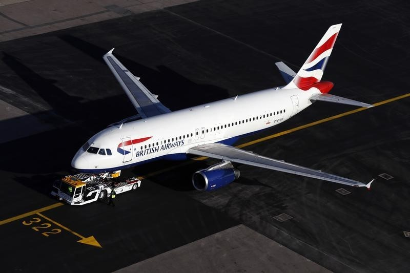 UK-based airlines flying as English travel rules set to be overhauled