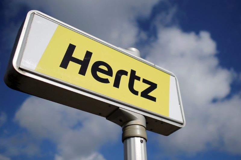 Hertz's Quirky Stock Gives Retail Holders $5 Edge Over Insiders
