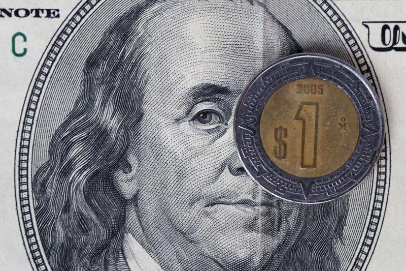USD/MXN: Aversión al riesgo por Evergrande mantuvo la moneda en 20 pesos por dólar