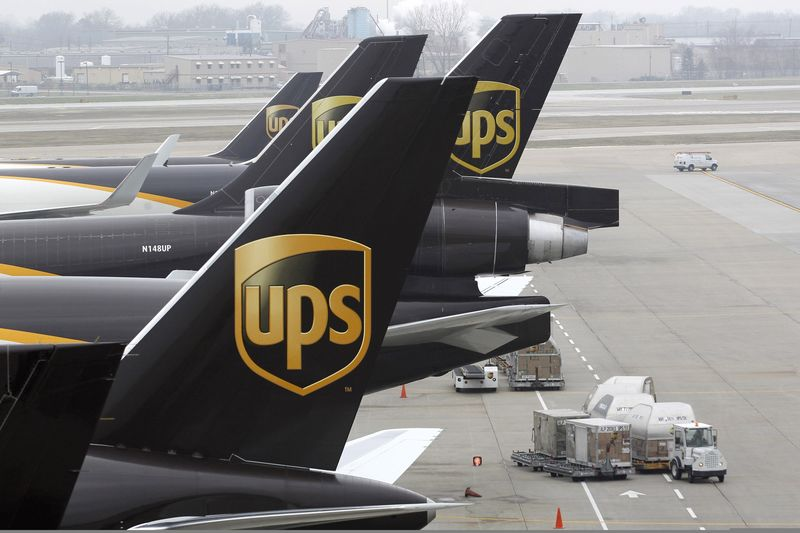UPS shares tumble as investors worry about post-pandemic growth plan By Reuters