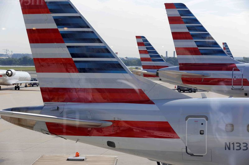 American Airlines secures $1 billion credit line to deal with coronavirus crisis