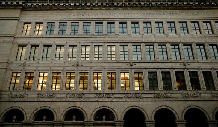 La Banca Nazionale Svizzera allenta il tasso sanzionatorio per le banche