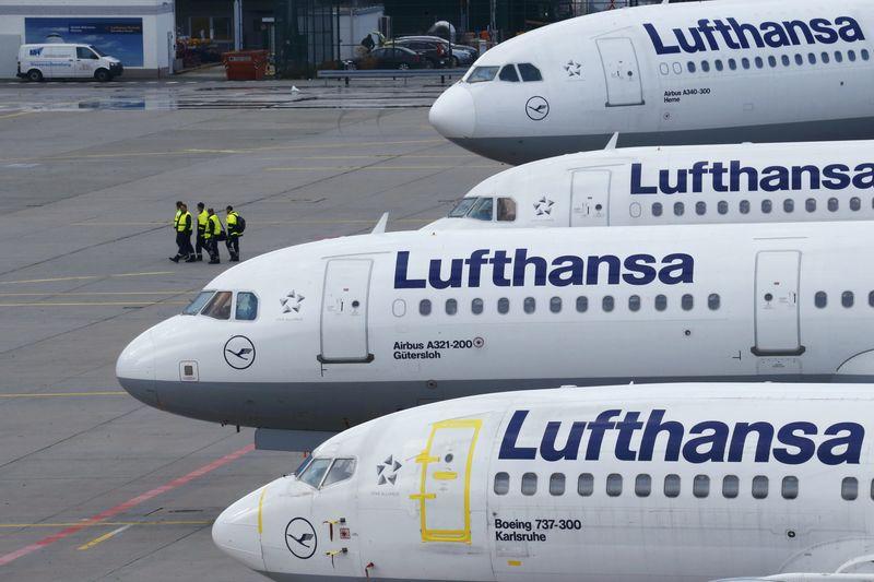 Σε αύξηση μετοχικού κεφαλαίου προχωρά η Lufthansa