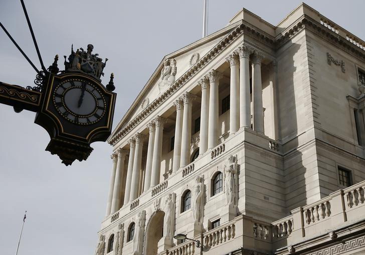 BC britânico mantém juros em 0,1%