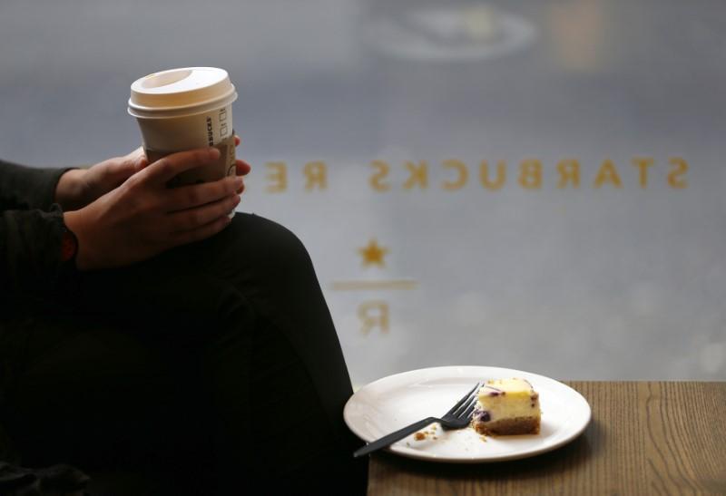Starbucks вернулась на прибыльный уровень