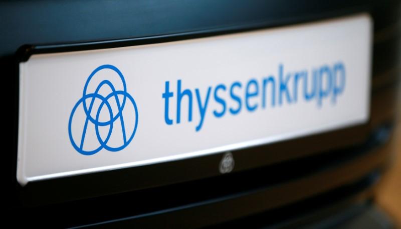 Avrupa Borsaları Virüs Korkuları Üzerine Düşüşte; Thyssenkrupp Geriledi
