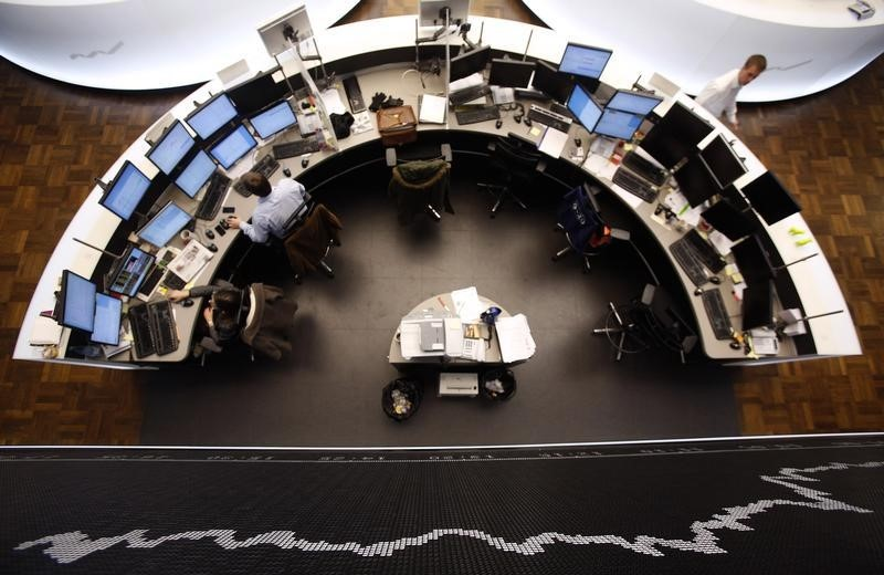 European Stock Futures Higher; Virus Optimism Grows