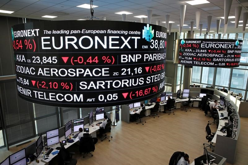 GLOBAL MARKETS-Europe leads stock market recovery on firmer business growth