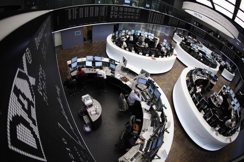 Рынок акций  Германии закрылся ростом, DAX 30 прибавил 1,11%