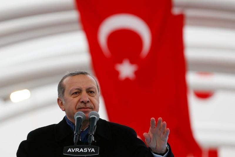 Cumhurbaşkanı Erdoğan'dan doğal gaz rezervi açıklaması: