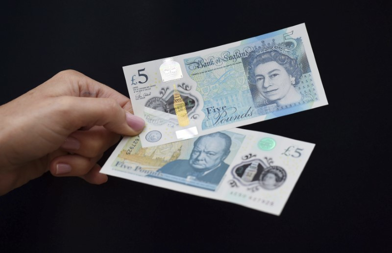 Inflação anual do Reino Unido mantém-se estável em 2,4% em outubro