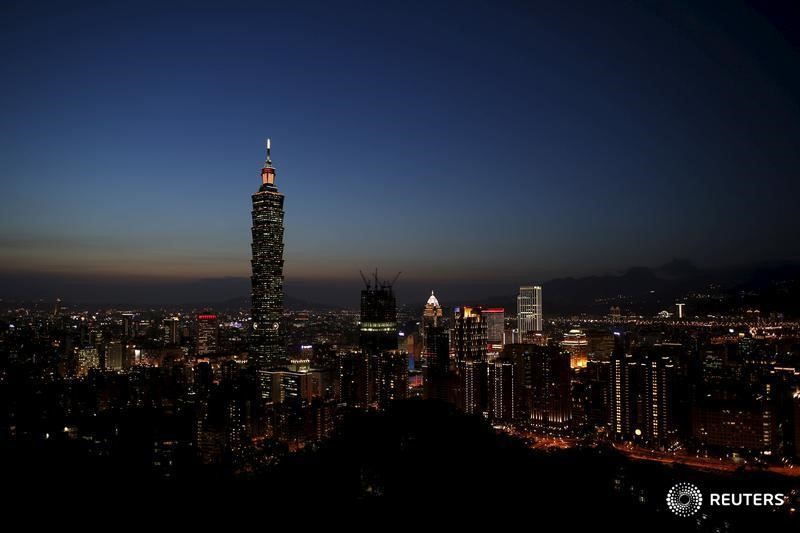 Taiwan stocks higher at close of trade; Taiwan Weighted up 0.35%