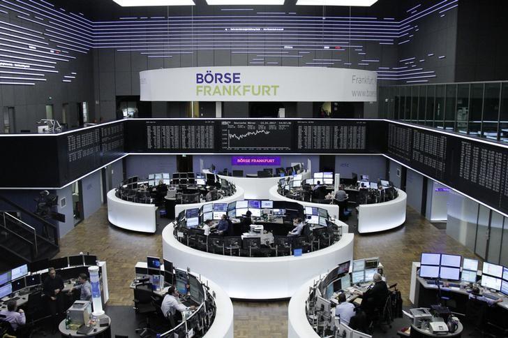 Avrupa piyasaları karıştı; DAX 0,3% değer kaybetti