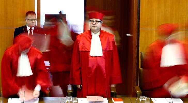 EIL -Bundesverfassungsgericht weist Eilantrag gegen Corona-Aufbaufonds ab