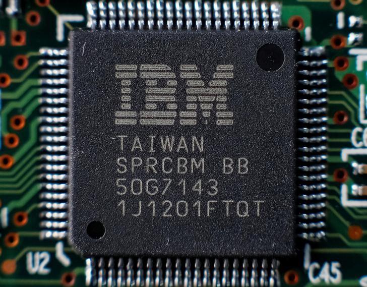 IBM, Apple and Halliburton Rise Premarket; PPG Falls