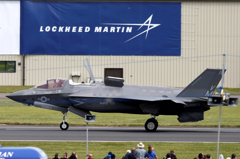 Lockheed Jumps on Dividend Hike, Expanded Share Buyback Plan