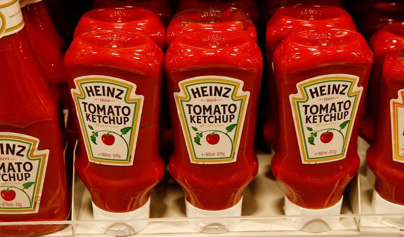 Kraft Heinz winst en omzet hoger dan voorspeld