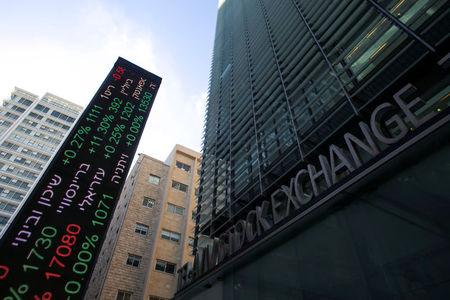 Israel stocks lower at close of trade; TA 35 down 0.04%