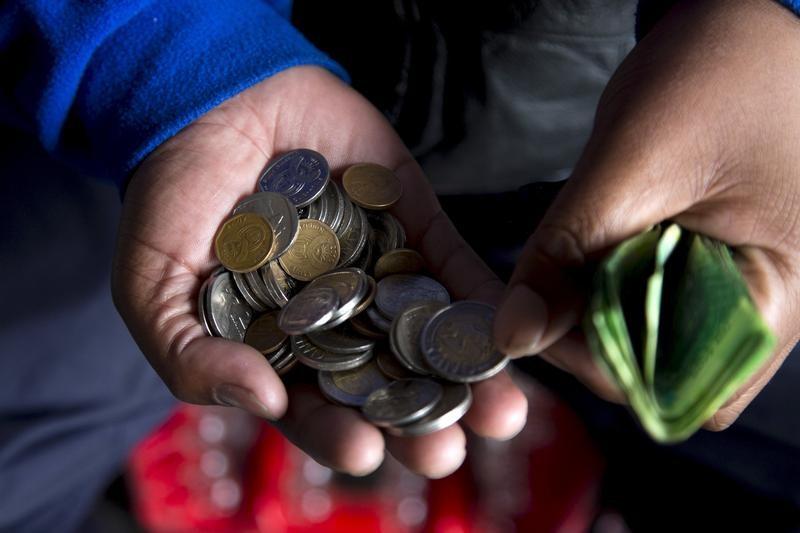 Forex - Güney Afrika randı, ülke puanının düşürülmesiyle değer kaybetti