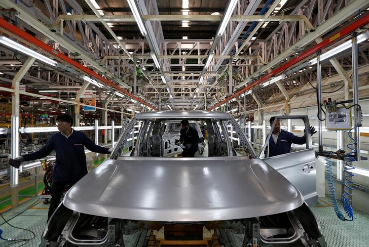 India's auto parts makers warn of 1 million job cuts if slowdown continues