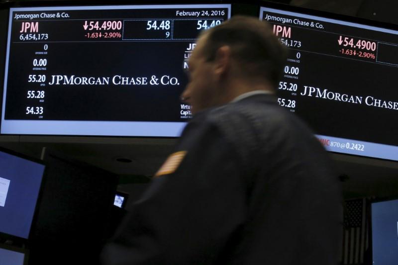 Stocks - JPMorgan, Wells Fargo, UnitedHealth, Delta Airlines Fall in Premarket