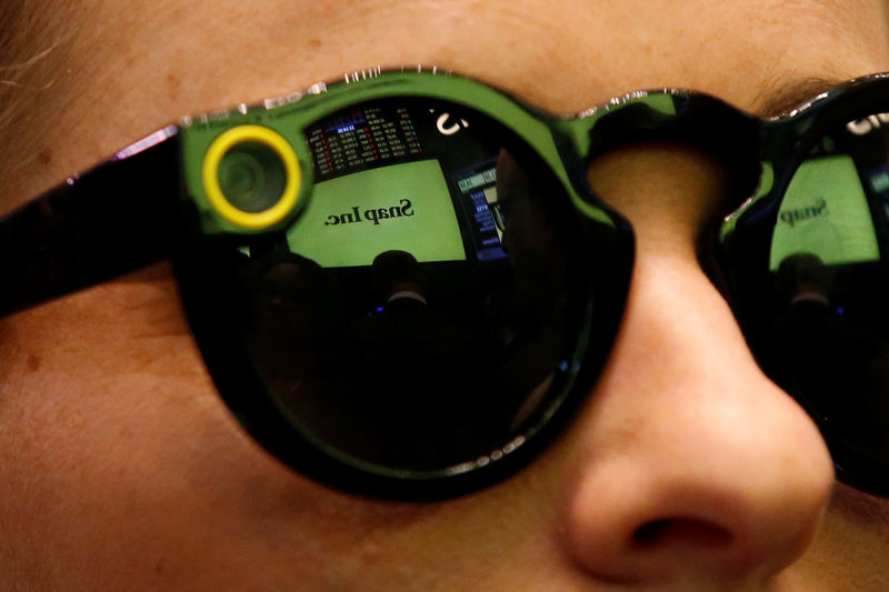 Snap Stock: Competition, Price Multiples Lead to Caution