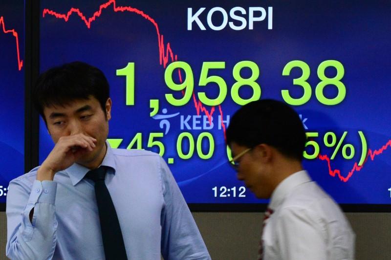 La bolsa de Seúl sube un 0,67 % a la espera de datos de inflación en EE.UU.