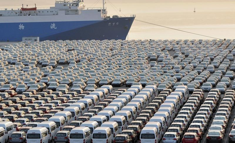 Impor China Catat Pertumbuhan Tertinggi 10 Tahun, Data Ekspor Mengecewakan