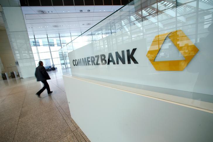 European Stocks Futures Edge Higher; Commerzbank Reports Quarterly Loss