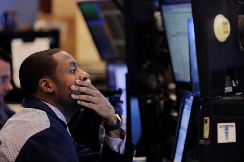 美股早知道:多重利空打壓下,美股周線連續第二周下跌
