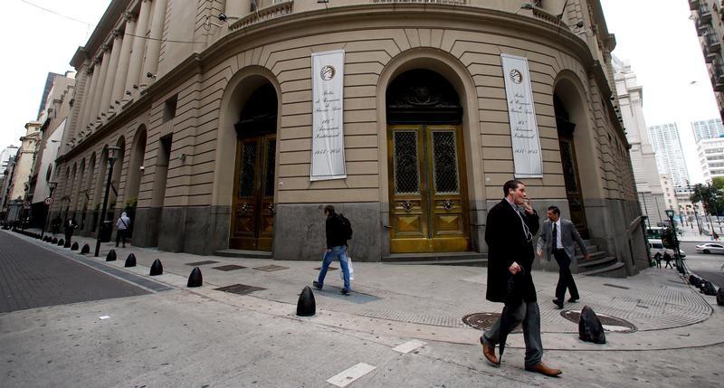 La Bolsa de Buenos Aires cierra con una subida del 0,85 %