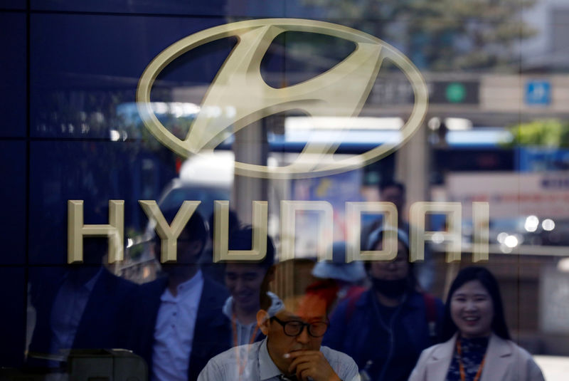 Hyundai Motors in Early Stage Talks For Apple Collaboration, Sees Shares Surge