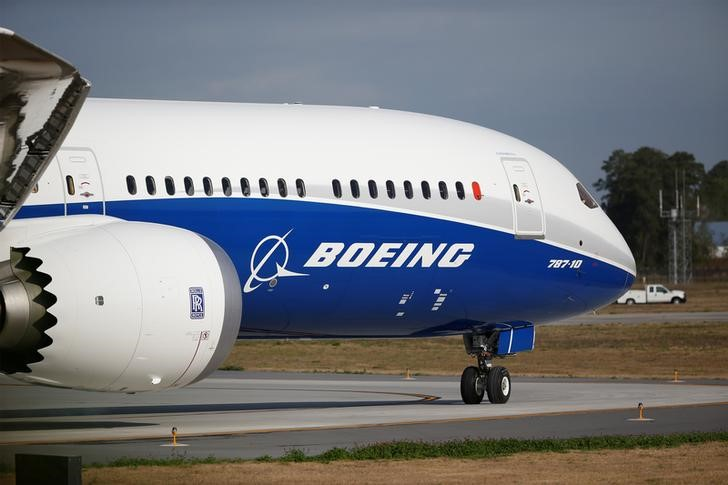 Boeing, Spirit Airlines выросли на премаркете, а Vroom упала