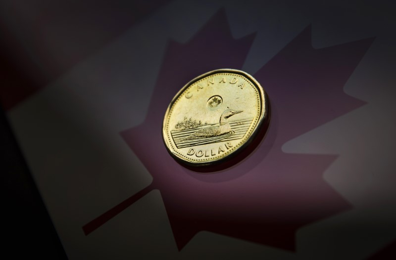 CANADA FX DEBT-C$ steadies ahead of speech by Bank of Canada official