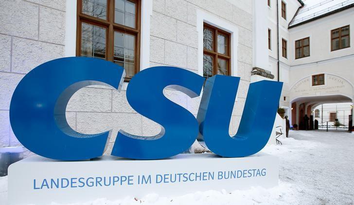 CSU schließt Juniorrolle der Union in Koalition mit Grünen aus