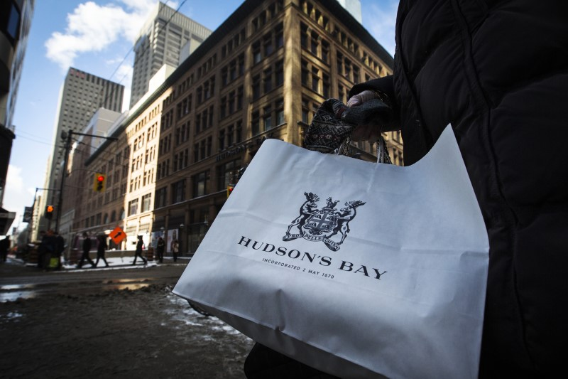 Investor Litt says Hudson's Bay worth double chairman's C$1.74 billion bid