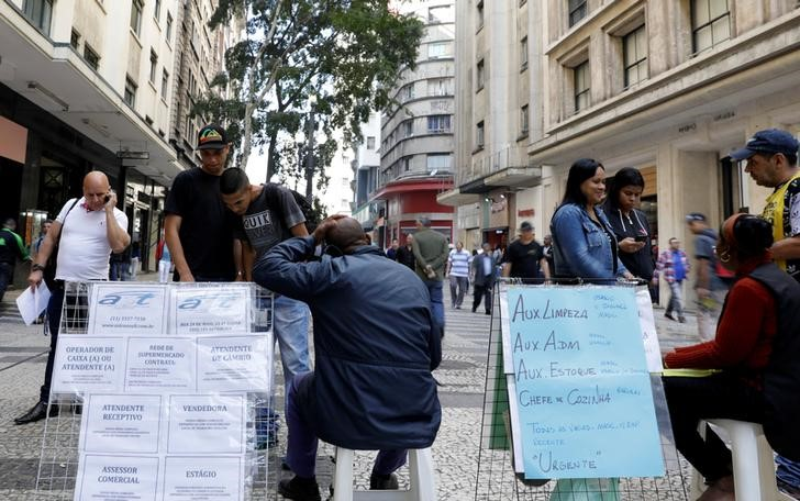 Taxa de desemprego em Portugal sobe para 7,2% - estimativa rápida
