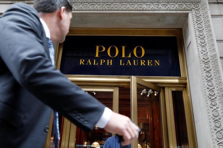 Ralph Lauren Rockets Higher on Holiday Performance; Shares up 10%