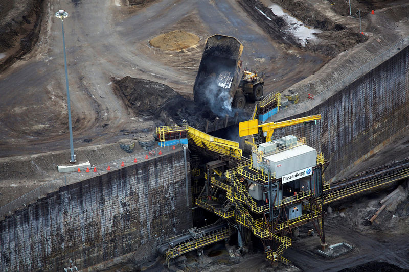 Oil Sands Win Wall Street Favor After Years in Shale Shadow