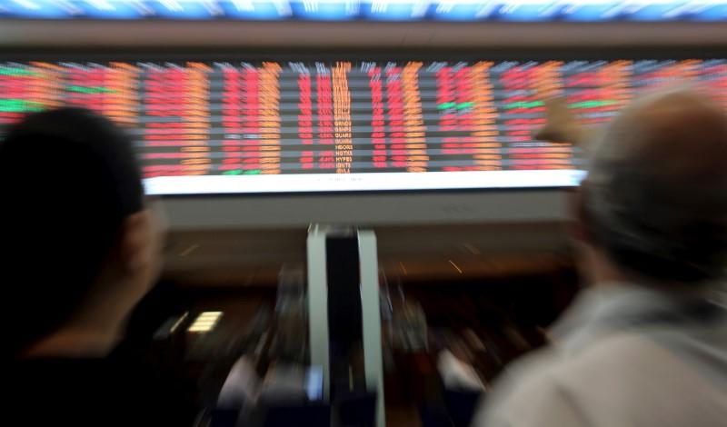 Ibovespa segue bolsas americanas e acentua desvalorização
