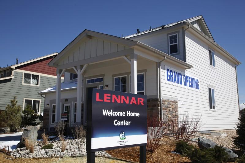 Lennar Rises After Beating Earnings, Topline Estimates