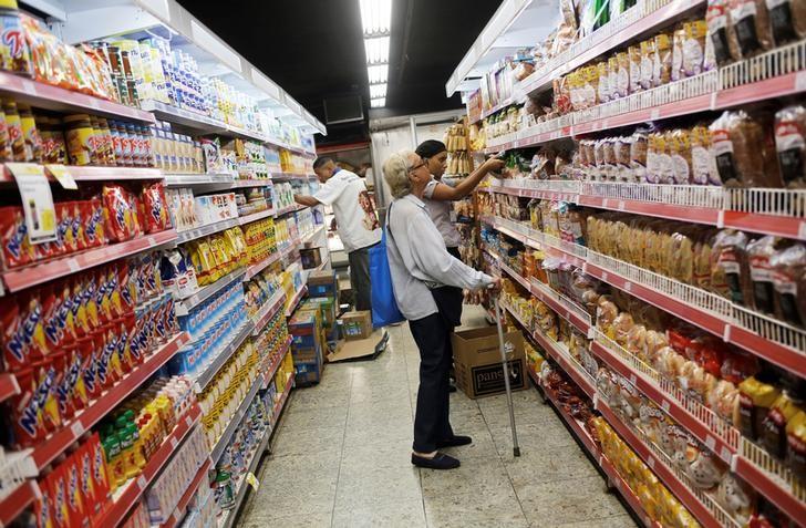 Vendas nos supermercados crescem 4% no primeiro quadrimestre