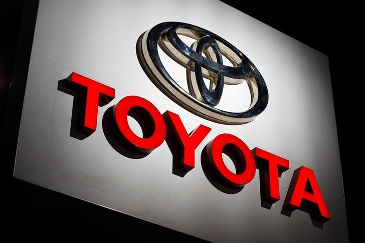 Toyota Falls As Parts Shortage Forces Cut In Output Next Month