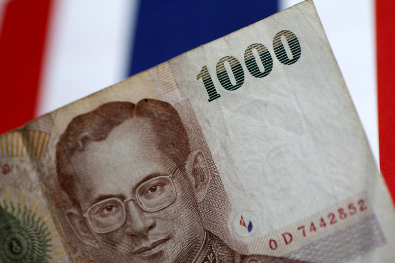 Thai Baht is Asia's Top Outperformer on Tourism Rebound Bet